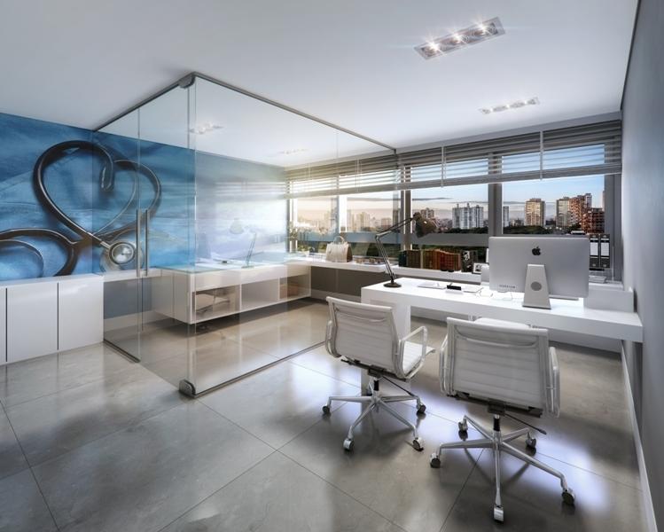 Hom Nilo Office em Jardim Europa, Porto Alegre - RS
