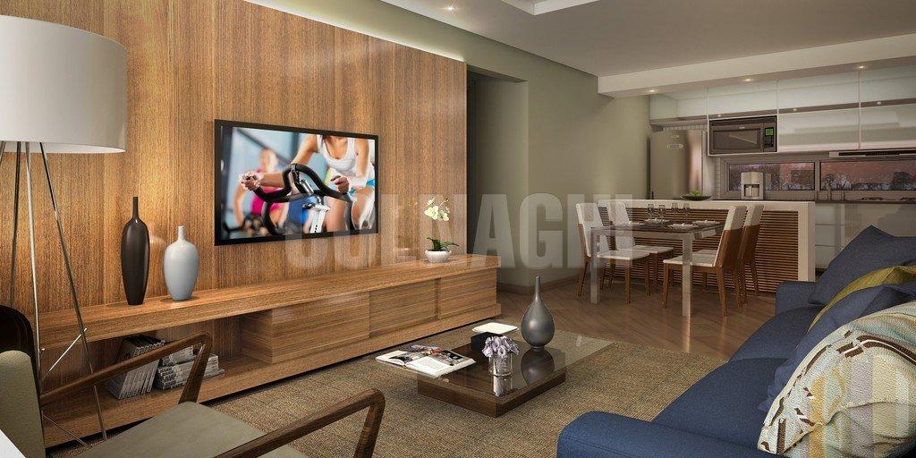 Bilbao de 2 dormitórios em Santana, Porto Alegre - RS