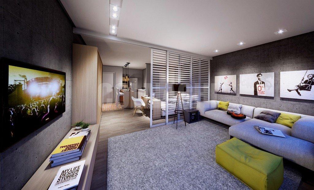 Fly Design Studios de 1 dormitório em Partenon, Porto Alegre - RS