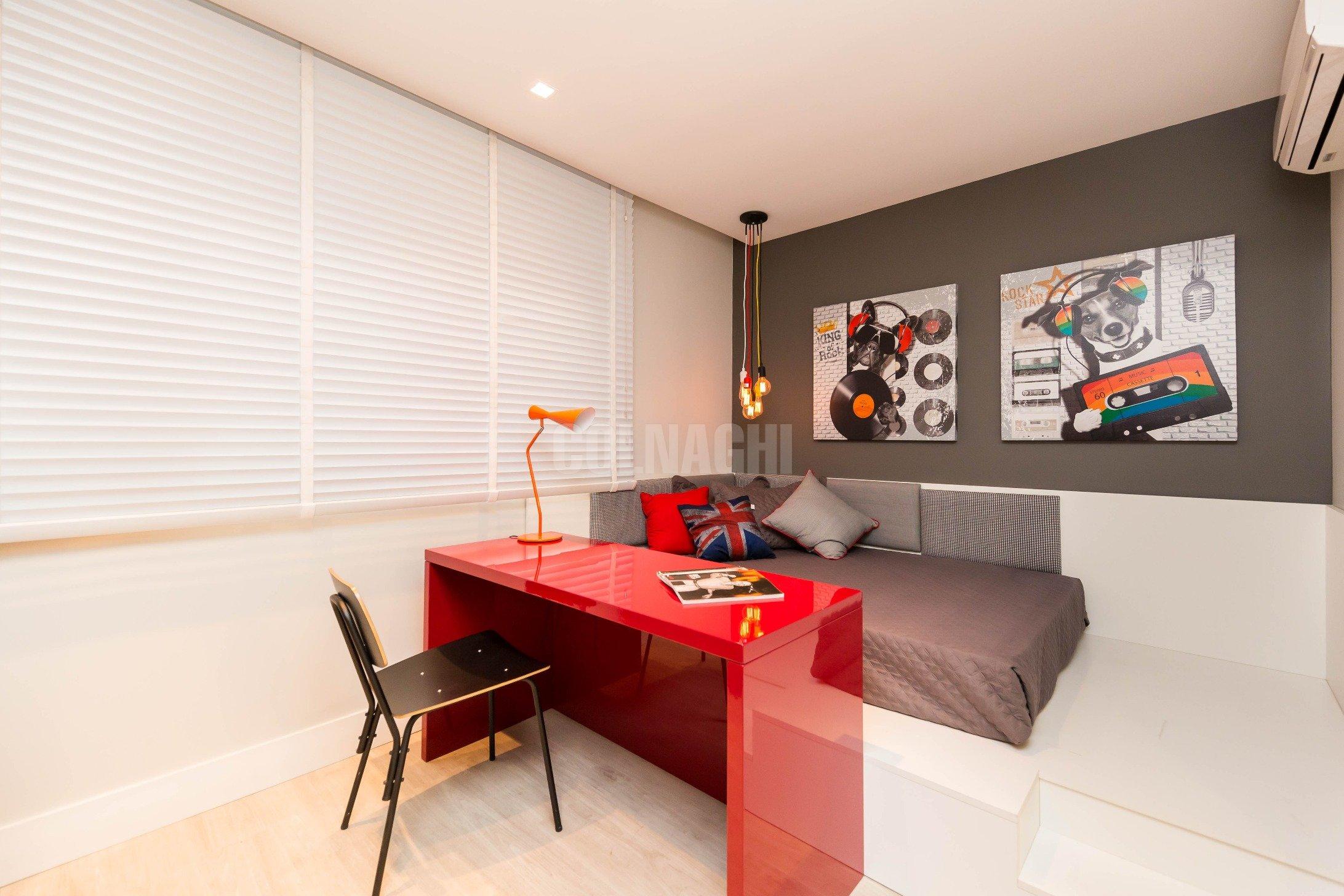 Cobalto de 4 dormitórios em Menino Deus, Porto Alegre - RS