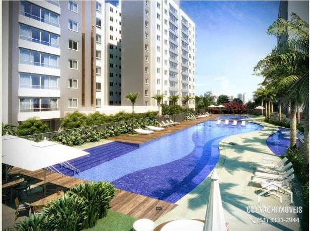 Grand Park Eucaliptos - Torre Praia De Belas de 4 dormitórios em Menino Deus, Porto Alegre - RS
