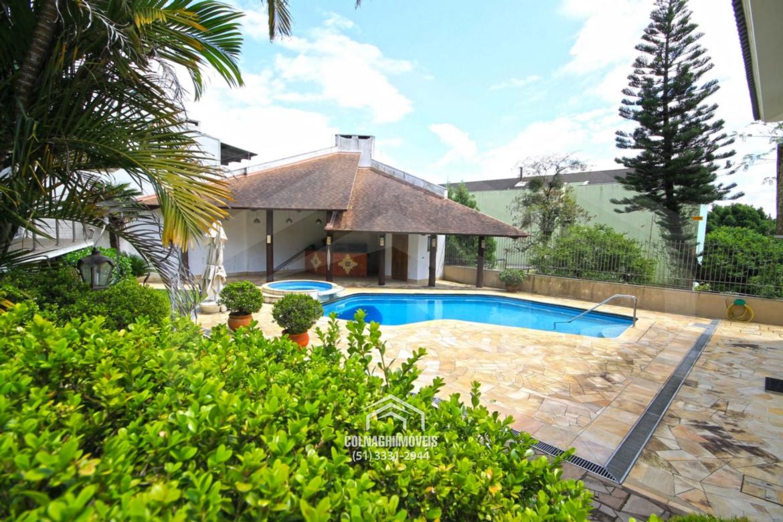 Casa de 5 dormitórios à venda em Santa Tereza, Porto Alegre - RS
