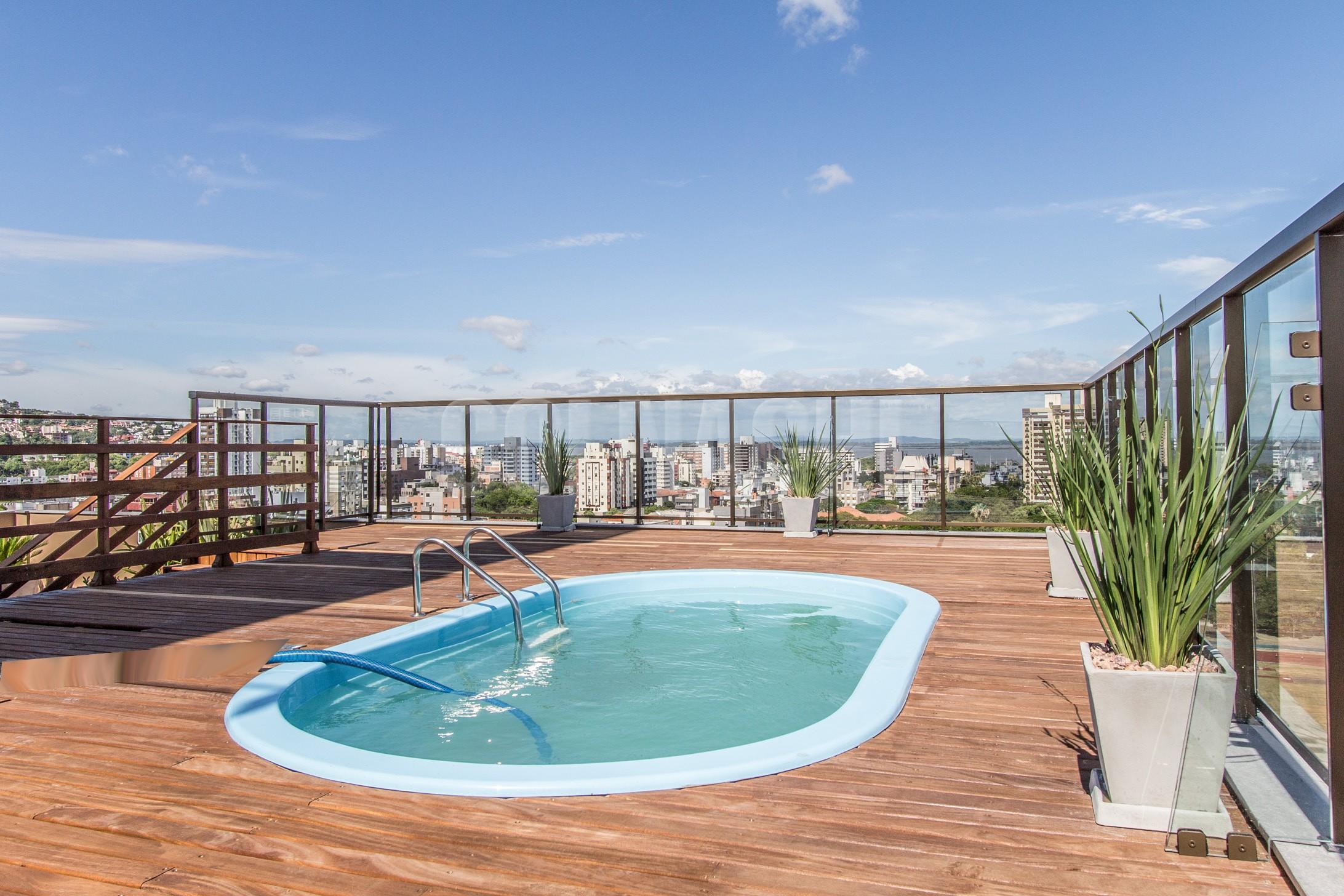Connect Residencial de 1 dormitório em Menino Deus, Porto Alegre - RS