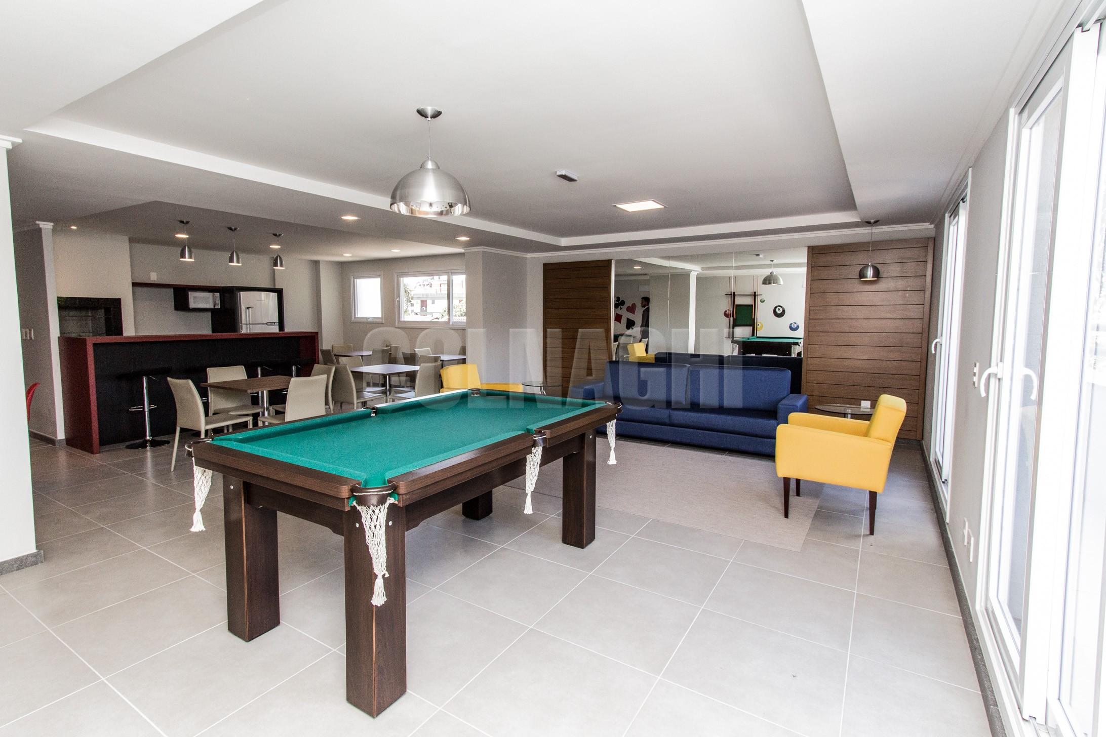 Connect Residencial de 3 dormitórios em Menino Deus, Porto Alegre - RS