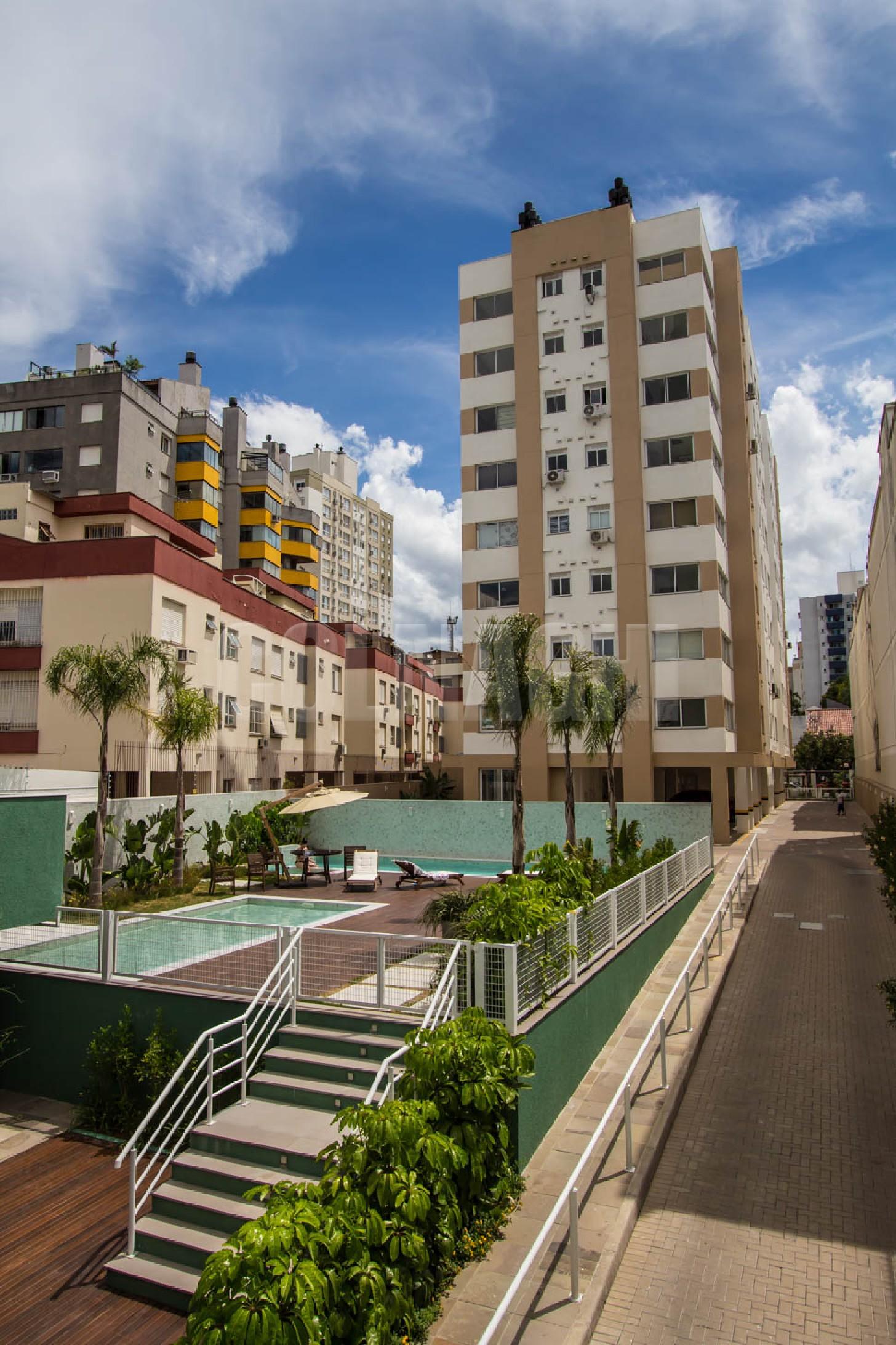 Urbano Sâo Luiz de 3 dormitórios em Rio Branco, Porto Alegre - RS