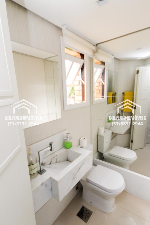 Residencial San Andrez - Casa 4 Dorm, Boa Vista, Porto Alegre (CL7620) - Foto 8