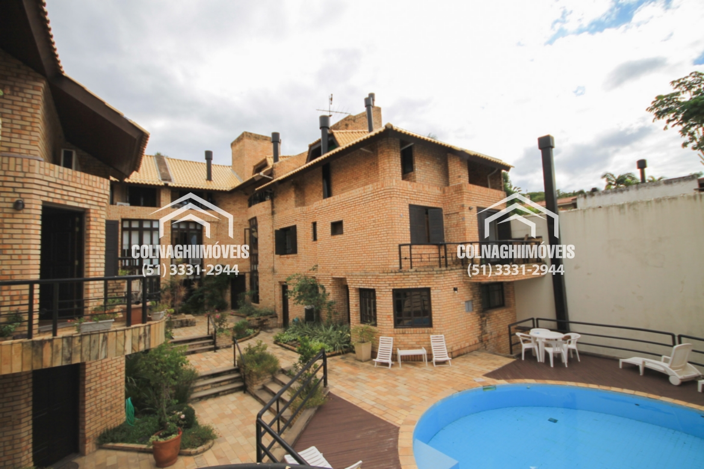 Residencial San Andrez - Casa 4 Dorm, Boa Vista, Porto Alegre (CL7620) - Foto 21