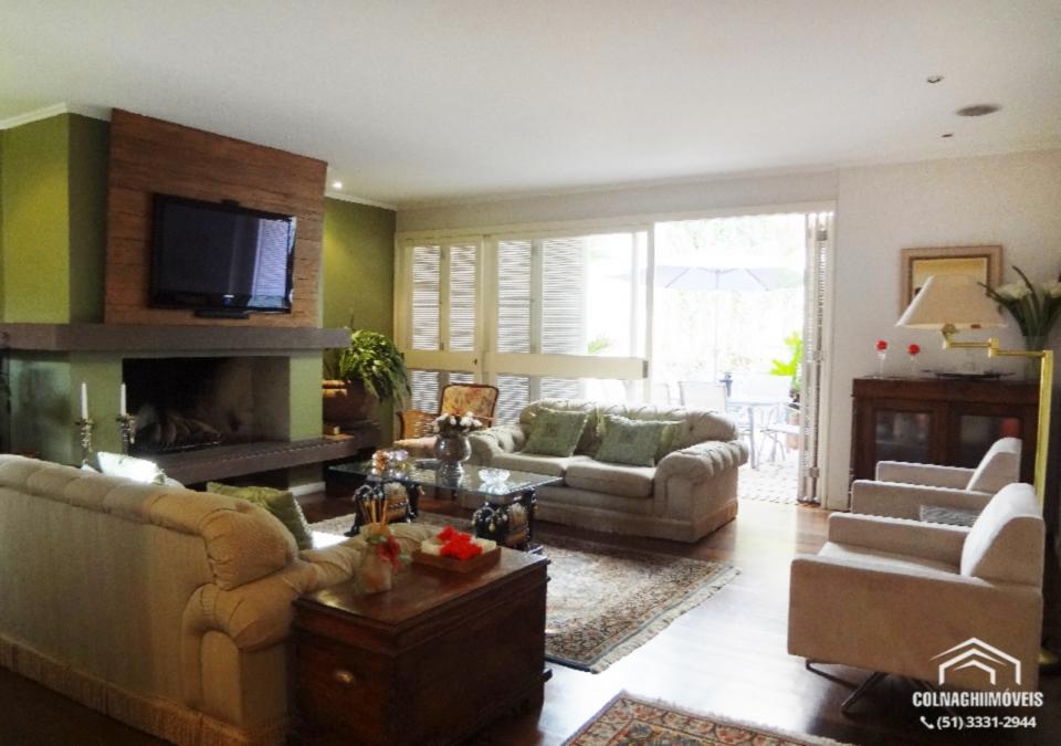 Casa de 6 dormitórios à venda em Tres Figueiras, Porto Alegre - RS