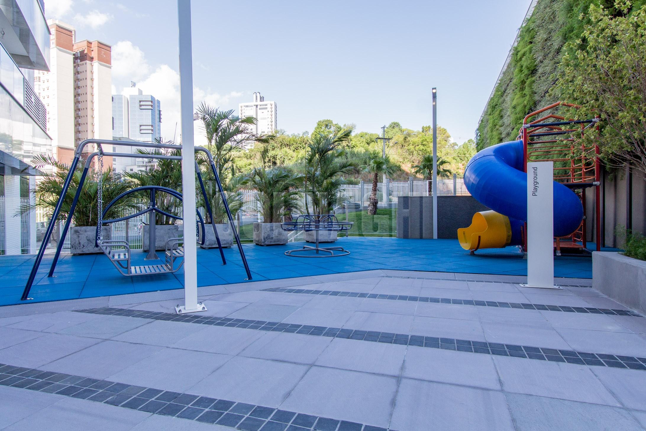 Trend Nova Carlos Gomes Residence de 1 dormitório em Petropolis, Porto Alegre - RS