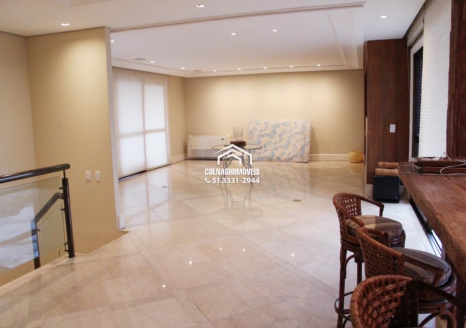 Coberturas de 3 dormitórios à venda em Montserrat, Porto Alegre - RS