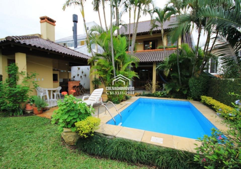 Casa de 4 dormitórios à venda em Chacara Das Pedras, Porto Alegre - RS