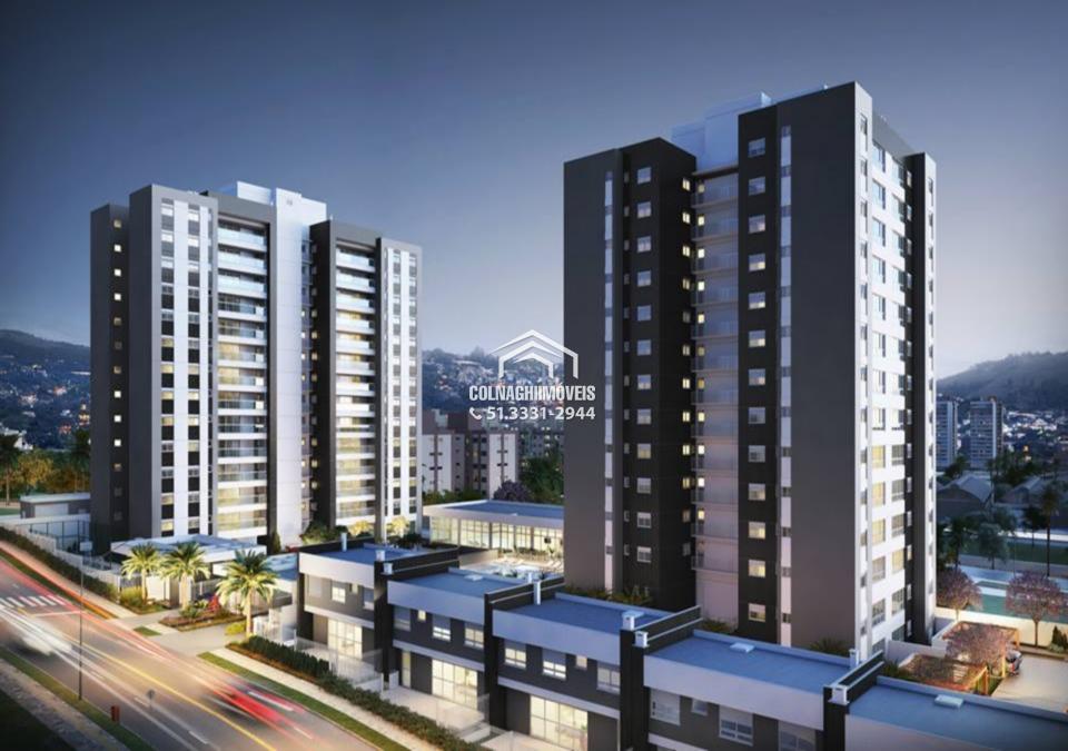 Rossi Reserva de 3 dormitórios em Central Parque, Porto Alegre - RS