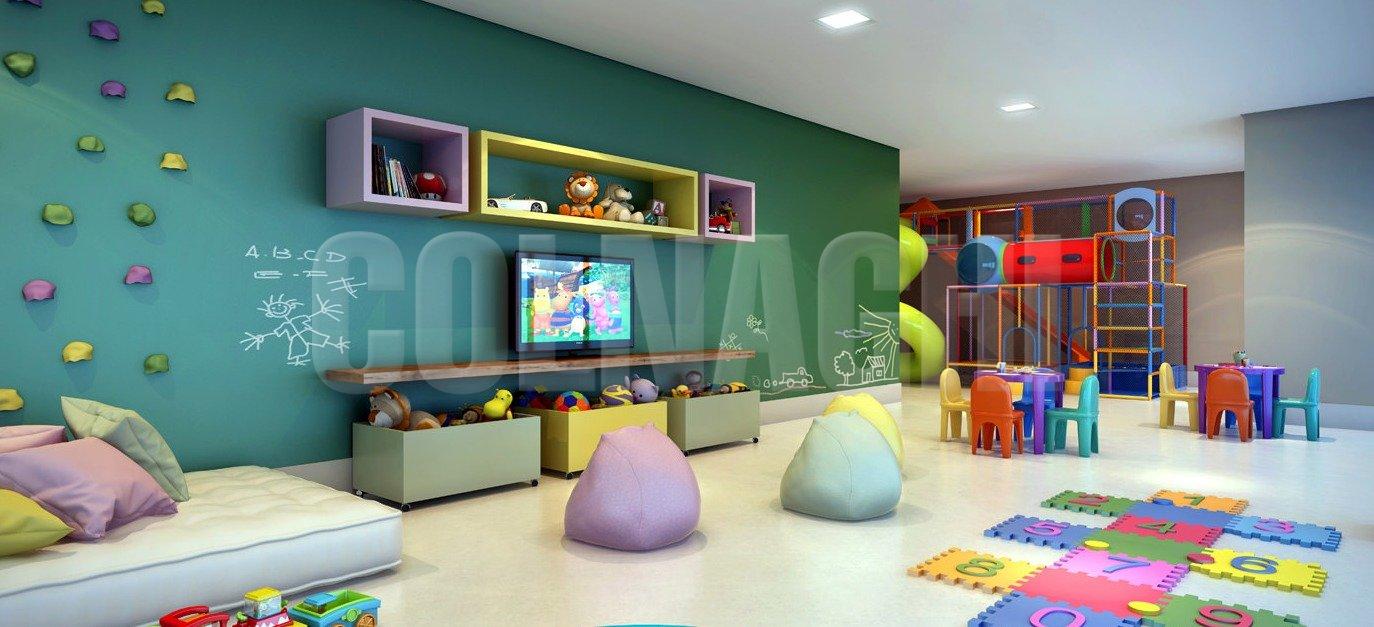 Id Residence de 3 dormitórios em Boa Vista, Porto Alegre - RS