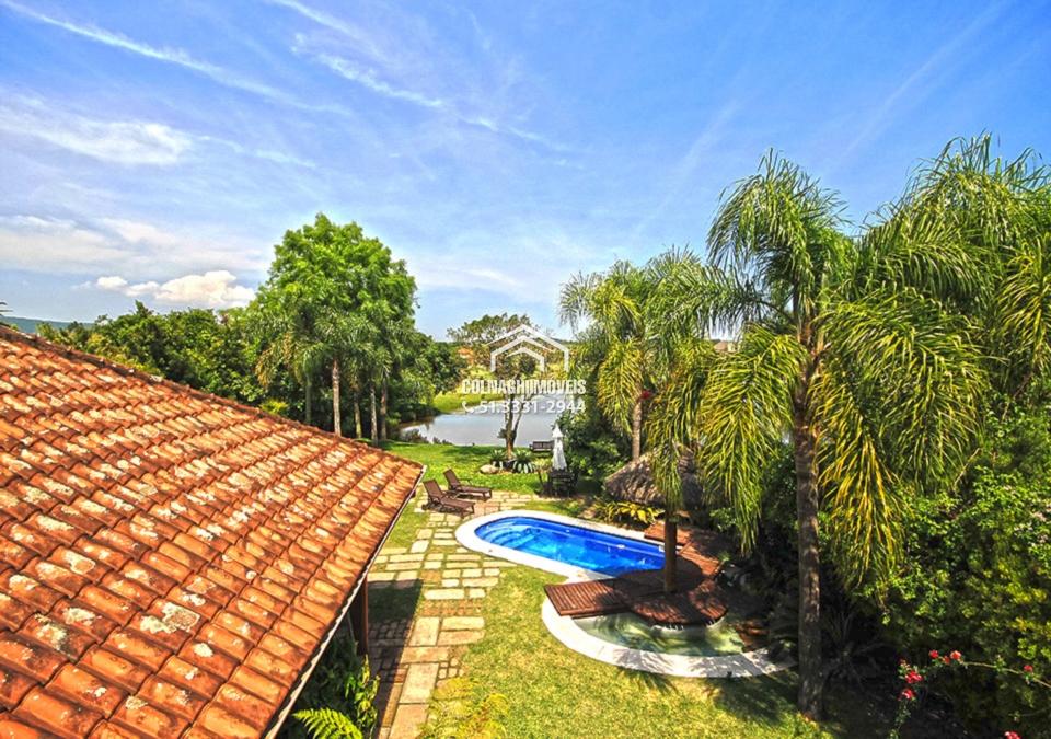 Casa Em Condominio de 6 dormitórios à venda em Terraville, Porto Alegre - RS