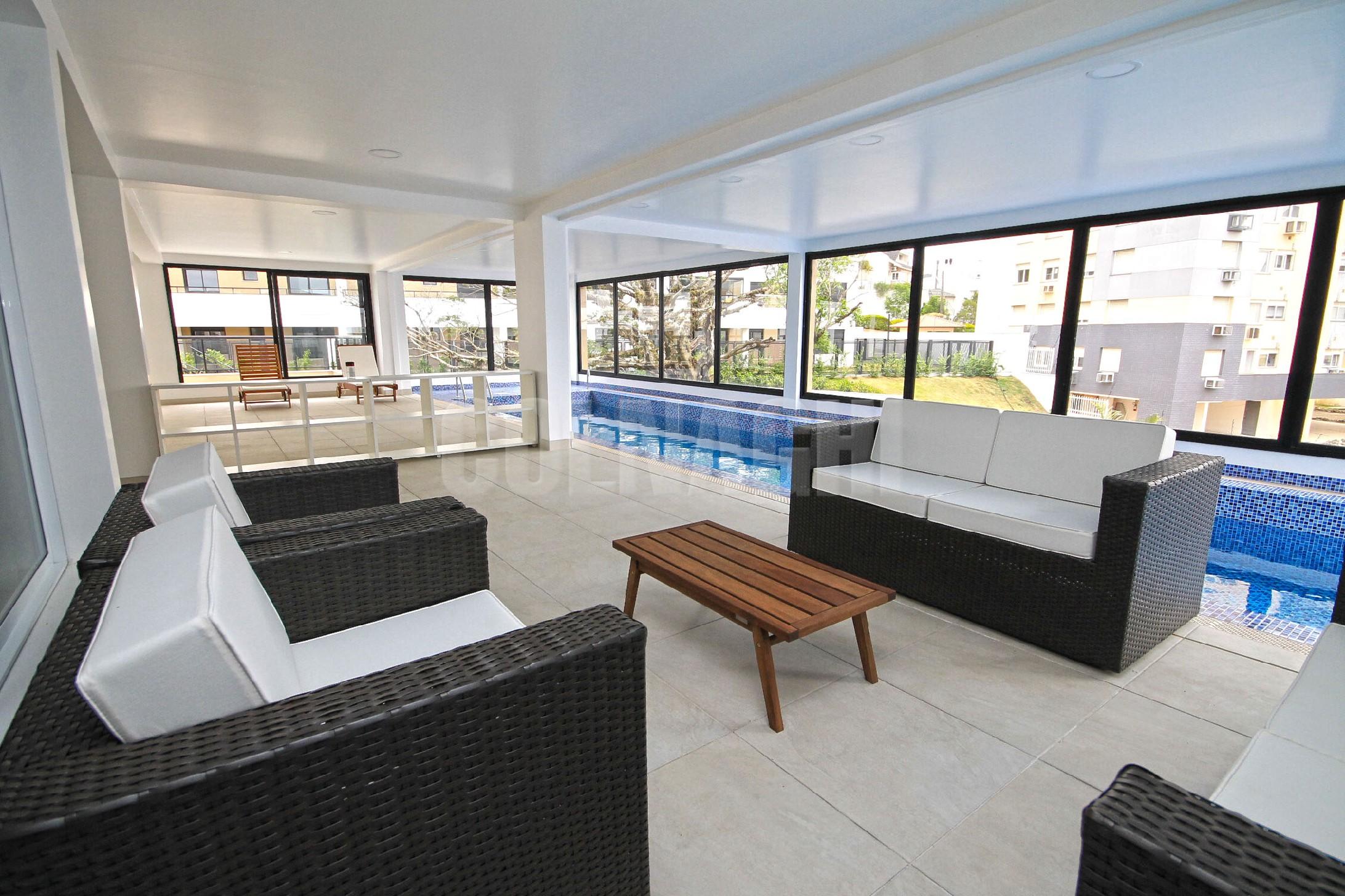 Apartamentos de 3 dormitórios à venda em Chacara Das Pedras, Porto Alegre - RS