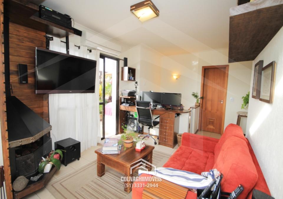 Coberturas de 2 dormitórios à venda em Jardim Botanico, Porto Alegre - RS