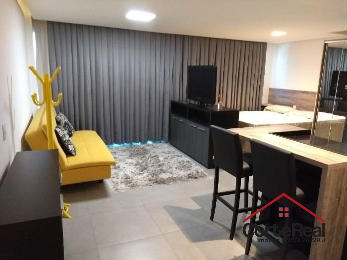6322 - Flat - Centro Histórico - Porto Alegre - 1 dormitório(s) -suíte(s) - foto 1