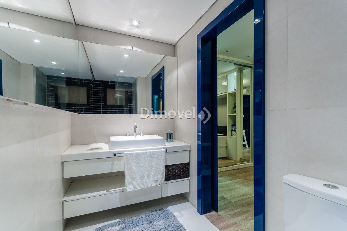 009 - Banheiro - Dormitório Suíte - Decorado