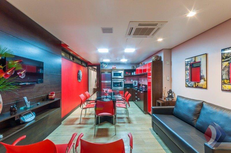 004 - espaço de descanso e cozinha