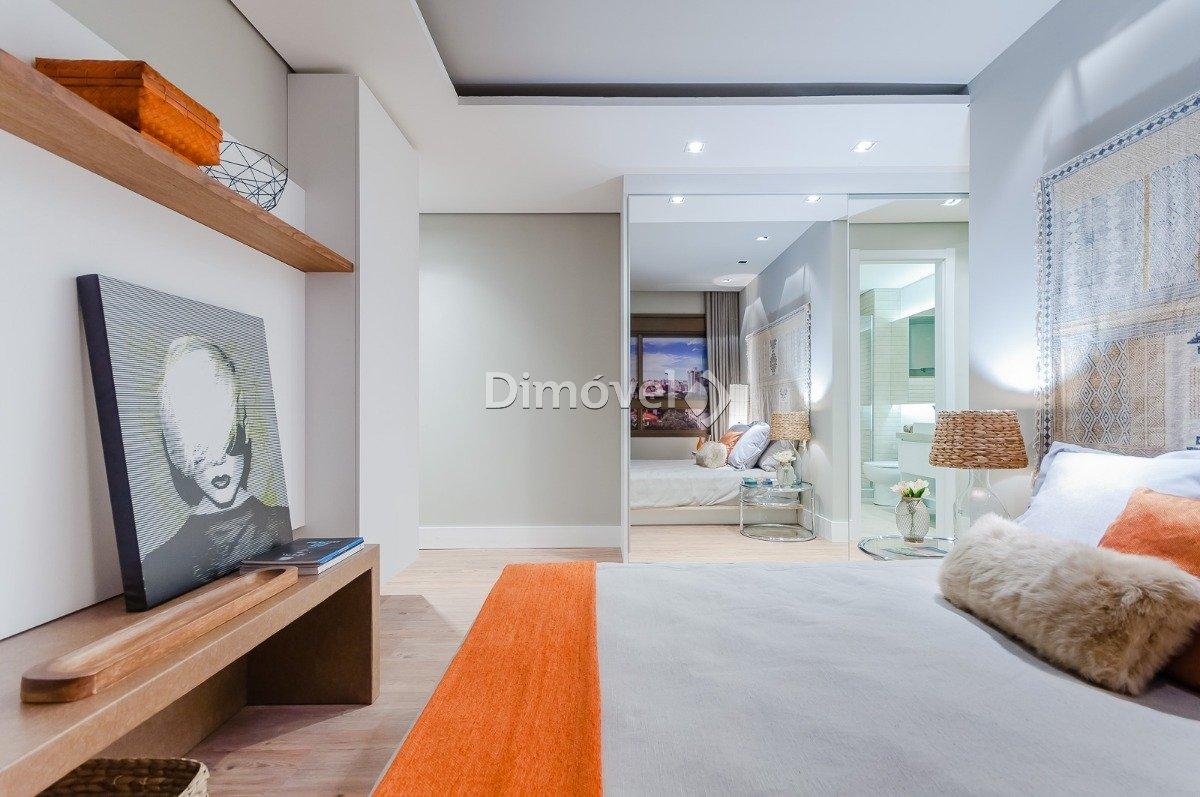 012 - Dormitório Suite Master - Decorado