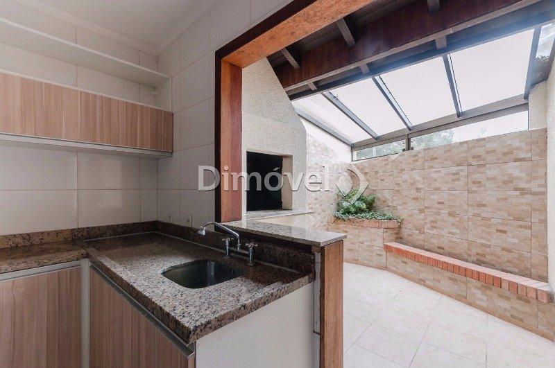 025 - Cozinha - Churrasqueira