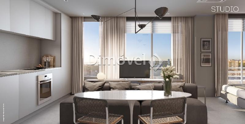 010 - Apartamento Studio