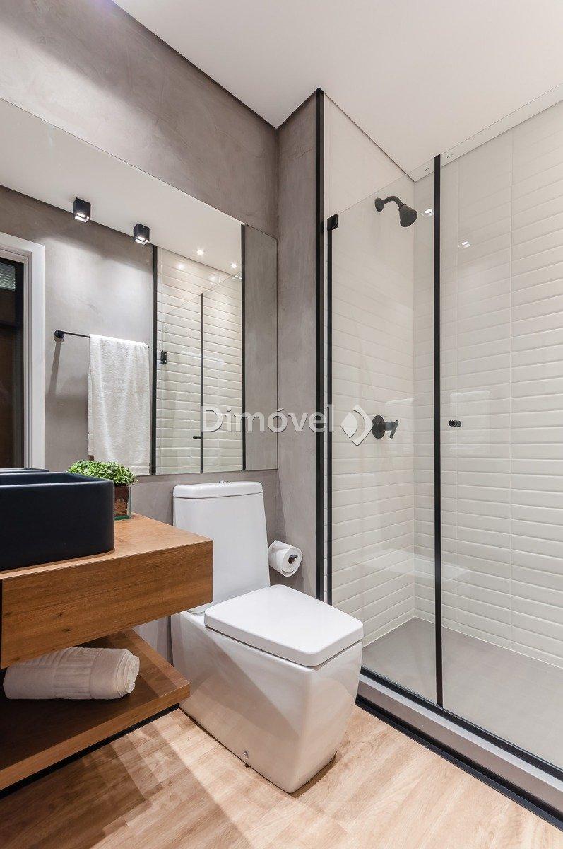 015 - Banheiro Social - Decorado