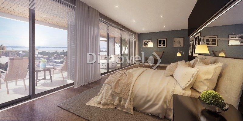 014 - Dormitório - Perspectiva