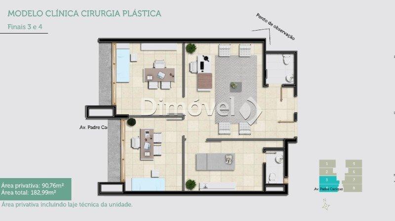 009 - Planta Modelo Clinica Plástica