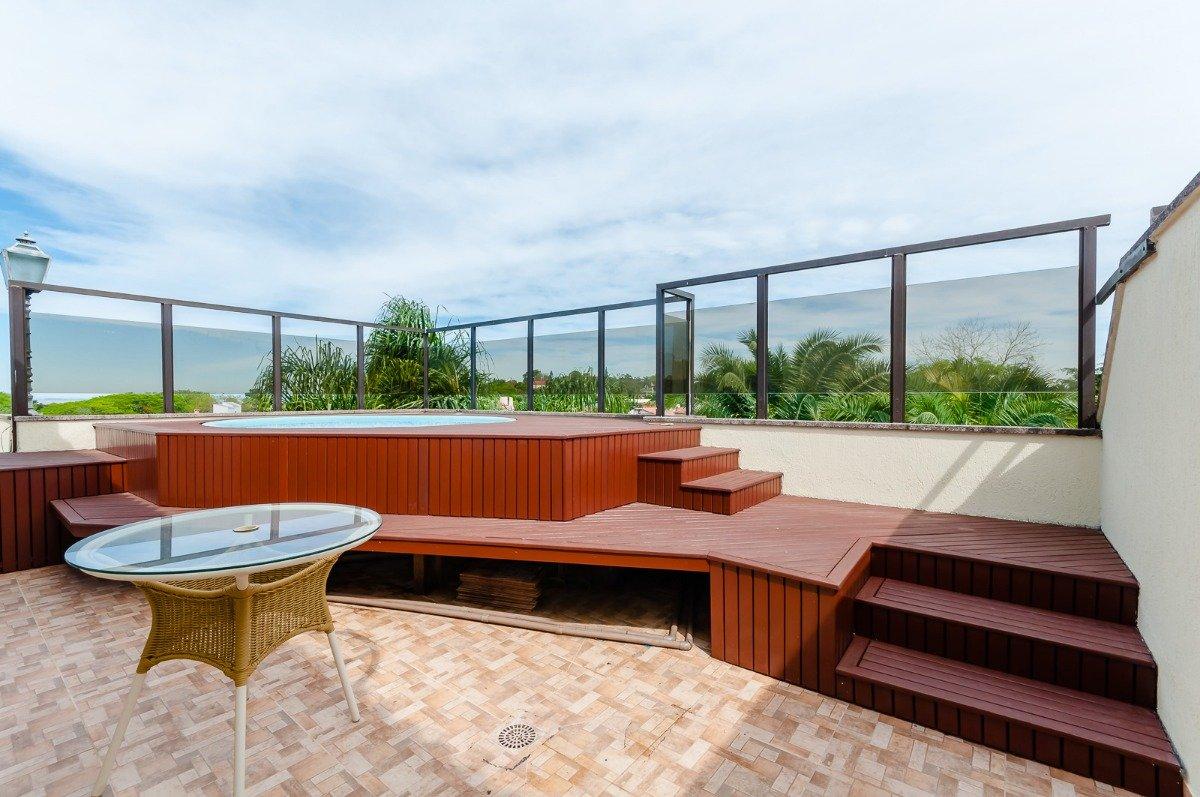 003 - Terraço com piscina