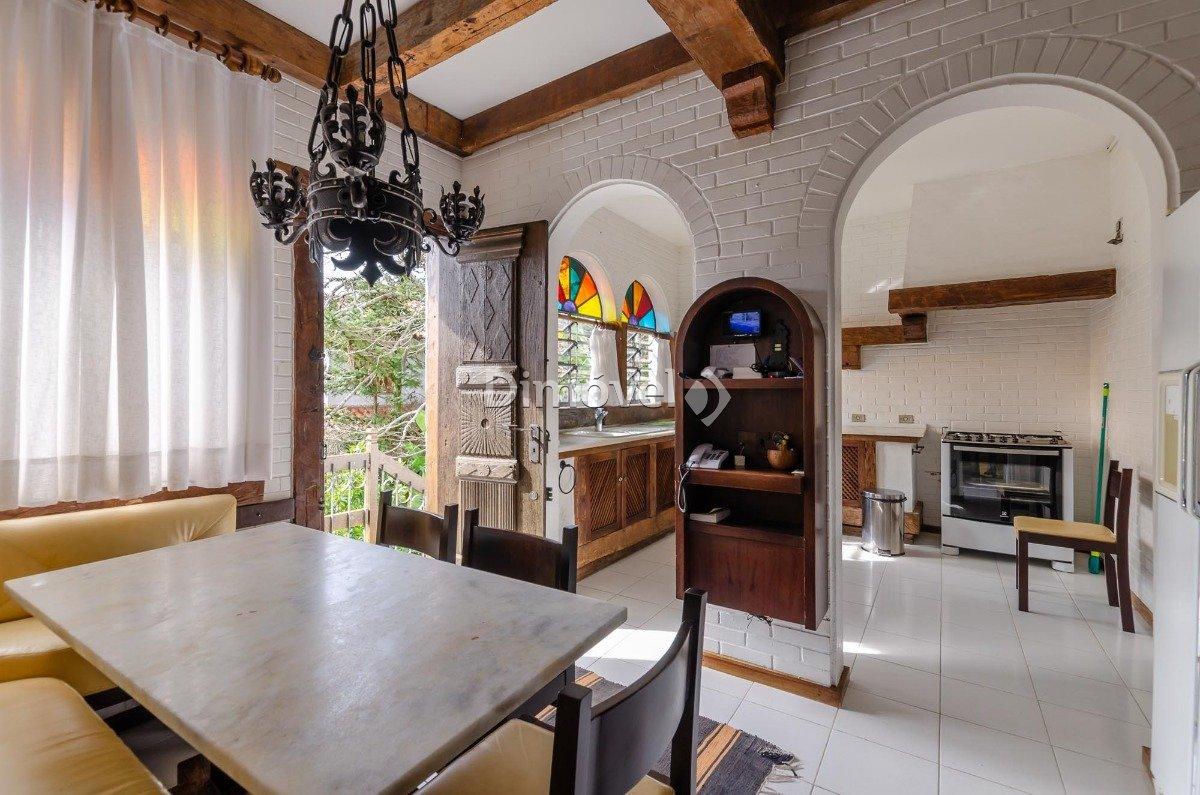 012 - Sala de Jantar - Cozinha
