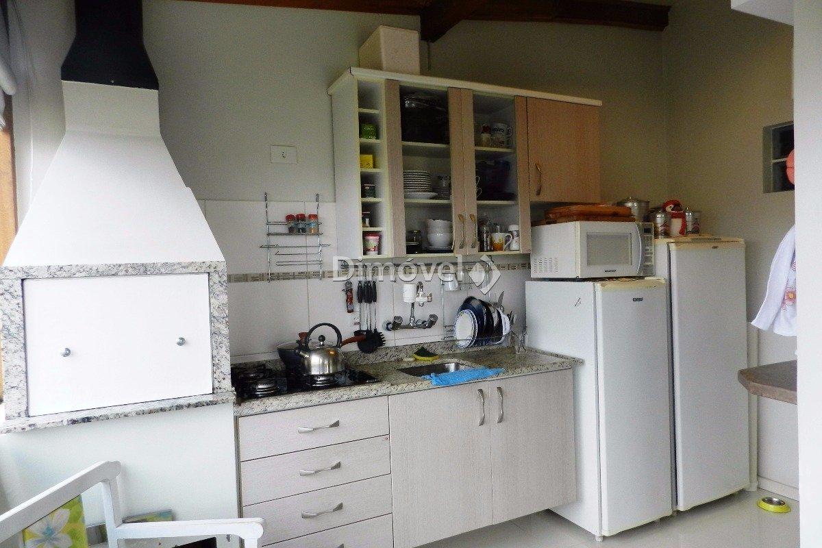 009 - Cozinha com churrasqueira