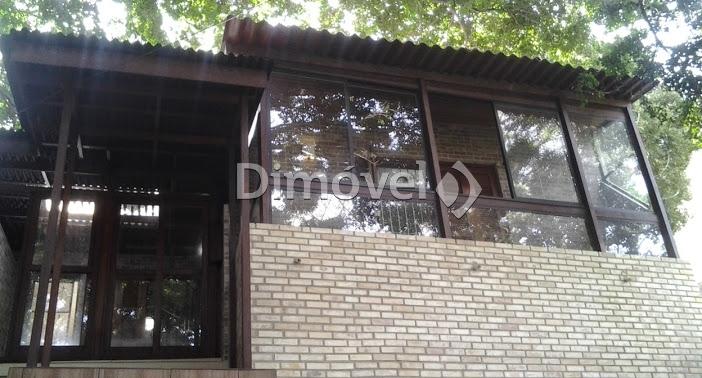 001 - Fachada casa da frente