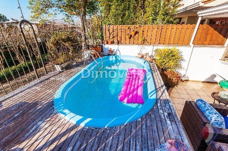 002 - Varanda com  piscina