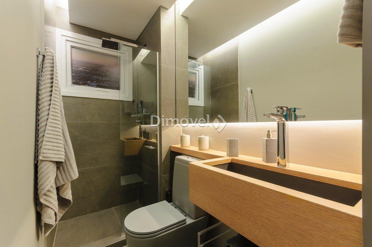 011 - Banheiro - Dormitório Suite - Decorado