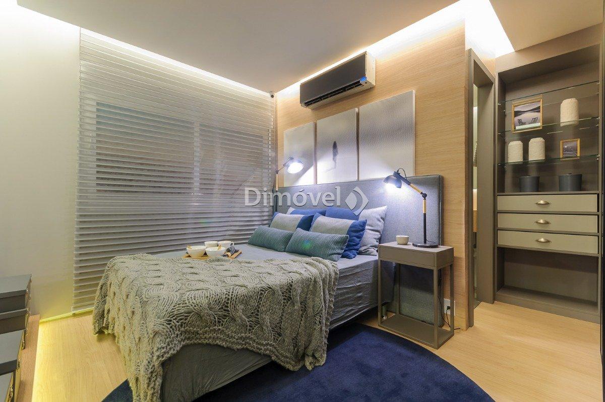 006 - Dormitório Suite - Decorado