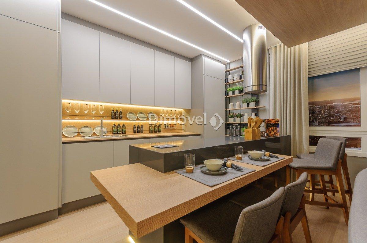 005 - Living - Cozinha - Decorado