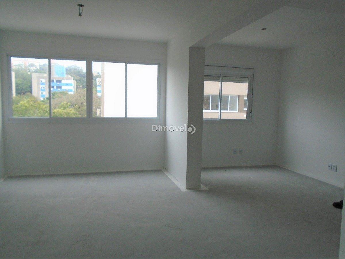 002 - Living estendido ou 3º dormitório