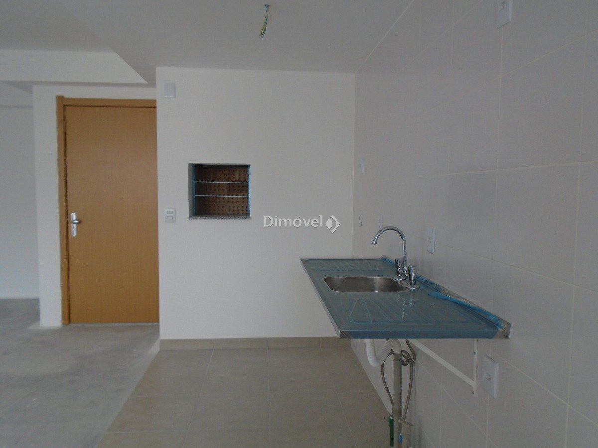005 - Cozinha  com churrasqueira