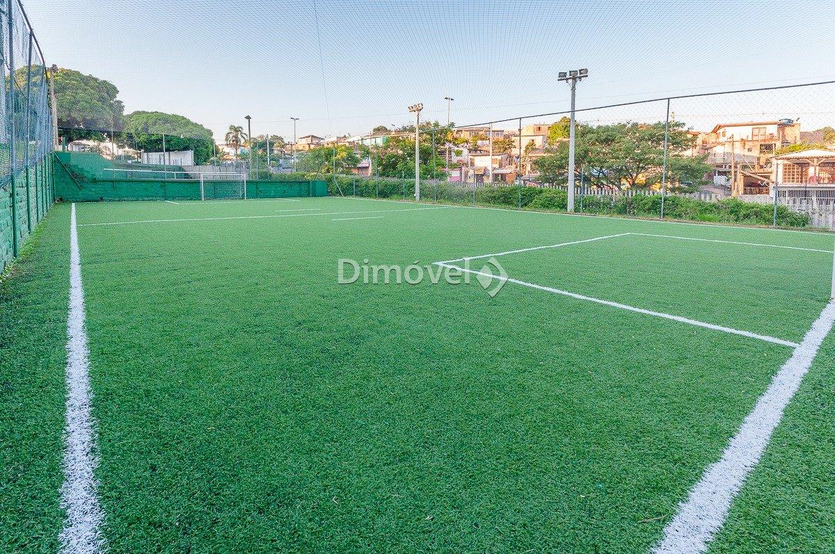 021 - Quadras de Esportes - Condomínio