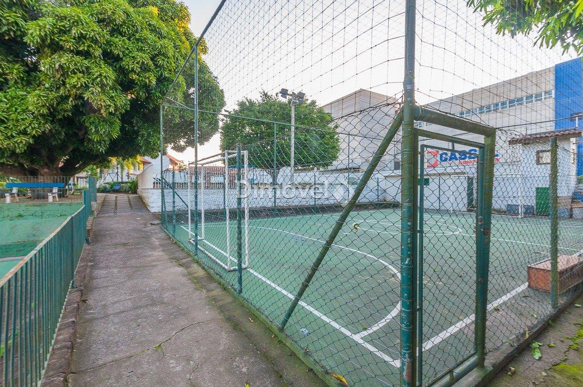 020 - Quadras de Esportes - Condomínio