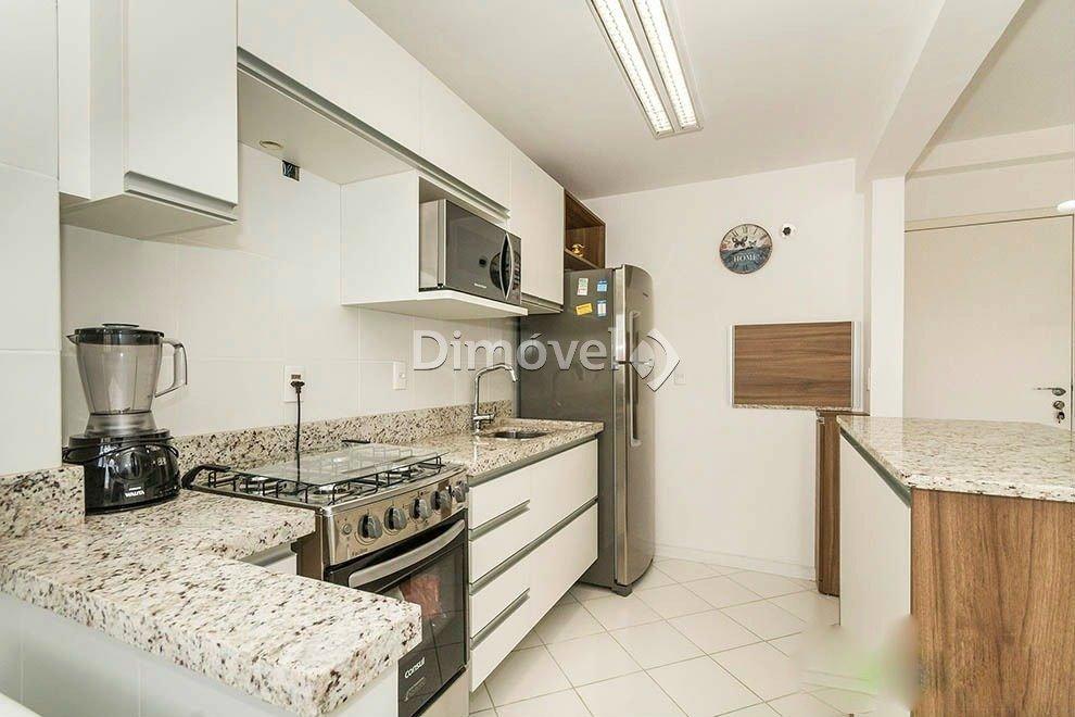 014 - Cozinha Americana - Churrasqueira