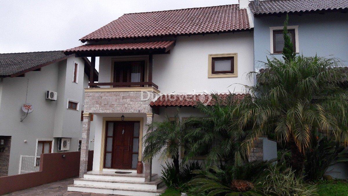 Casa em Condomínio Hípica Porto Alegre