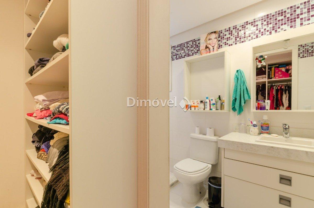 016 - Closet - Banheiro - Dormitório Suite 1