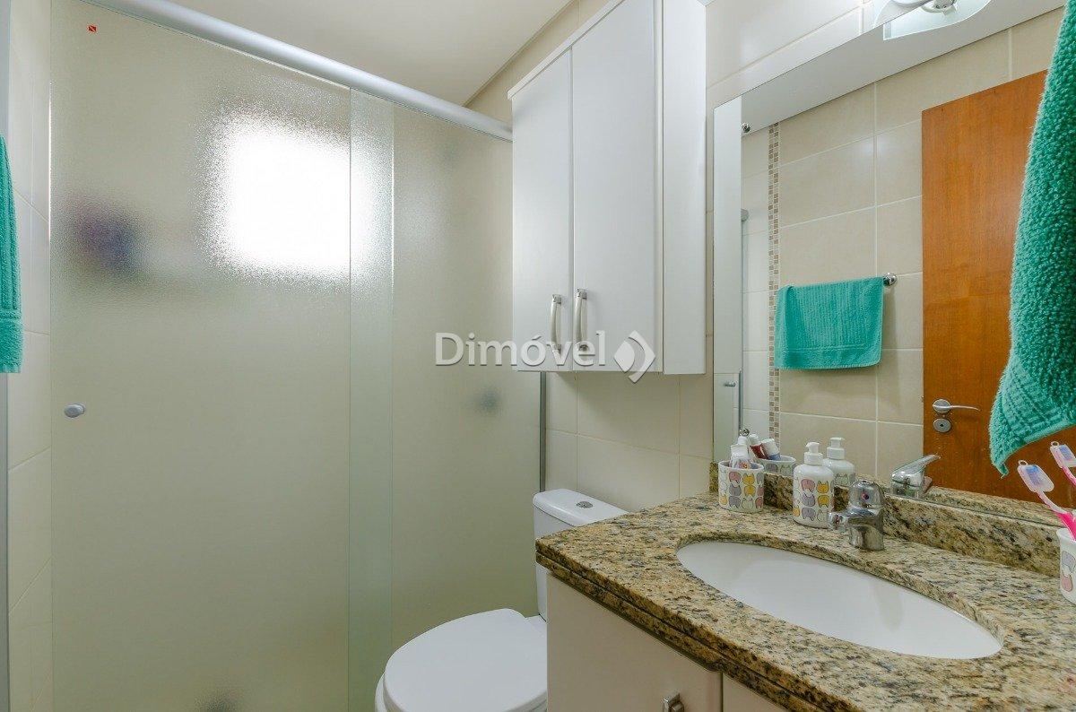 Banheiro - Dormitorio Suite