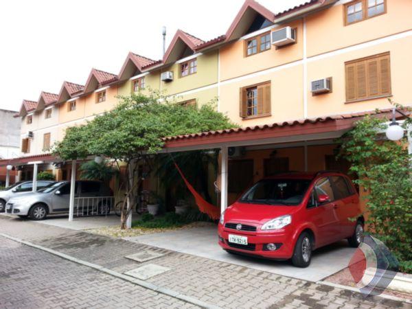 Casa em Condomínio Camaquã, Porto Alegre (5763)