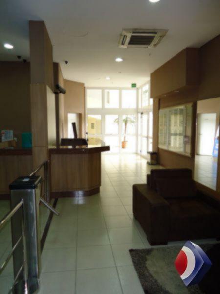 006- Portaria e Hall do Condíminio