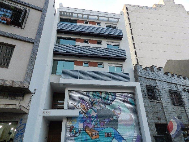 Apartamento Cidade Baixa, Porto Alegre (7533)