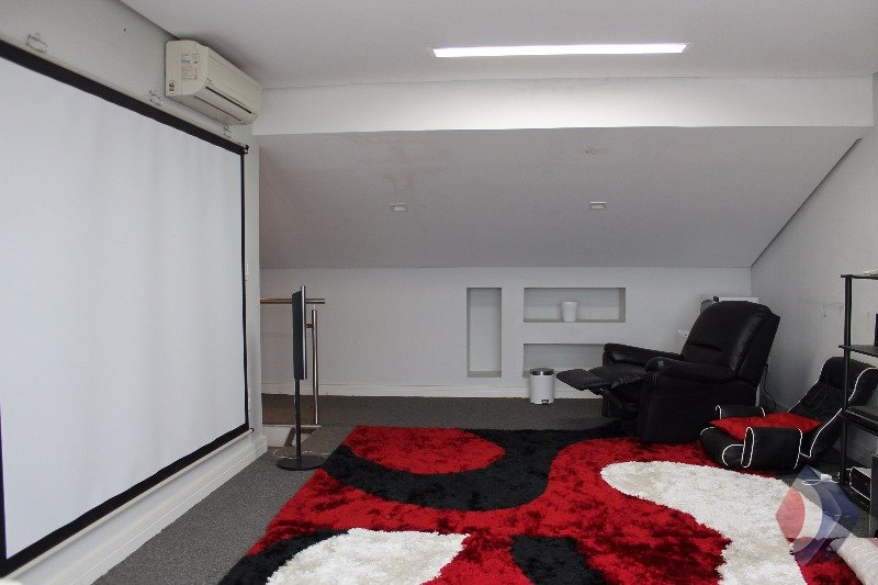 008 - Sala de cinema (sótão)