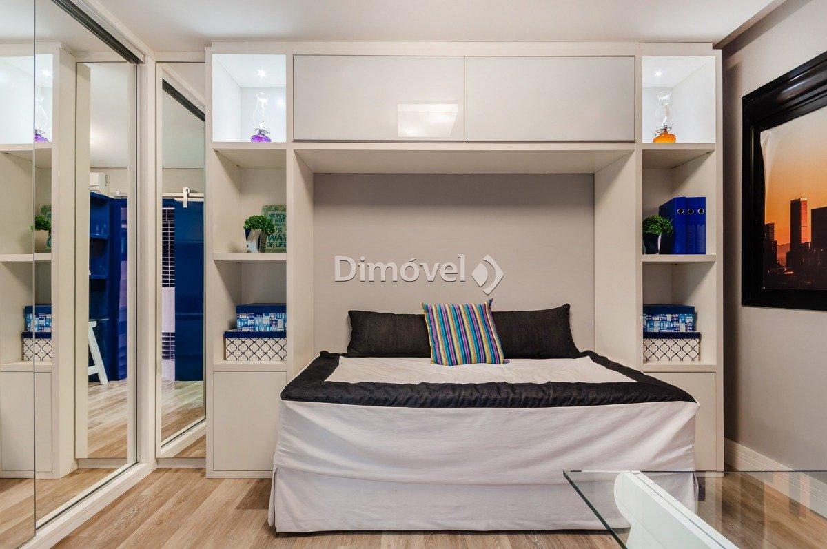 008 - Dormitório Suíte - Decorado